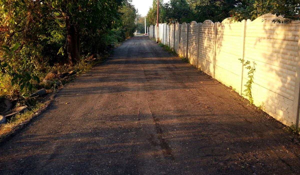 Будівництво тимчасових доріг