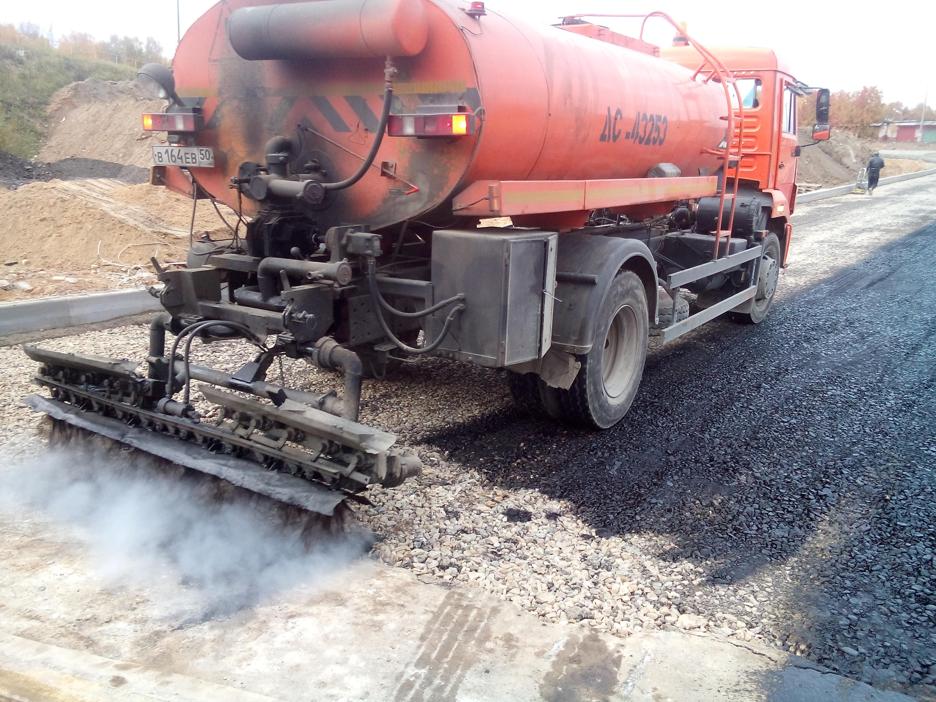 Реконструкция дорог Киев