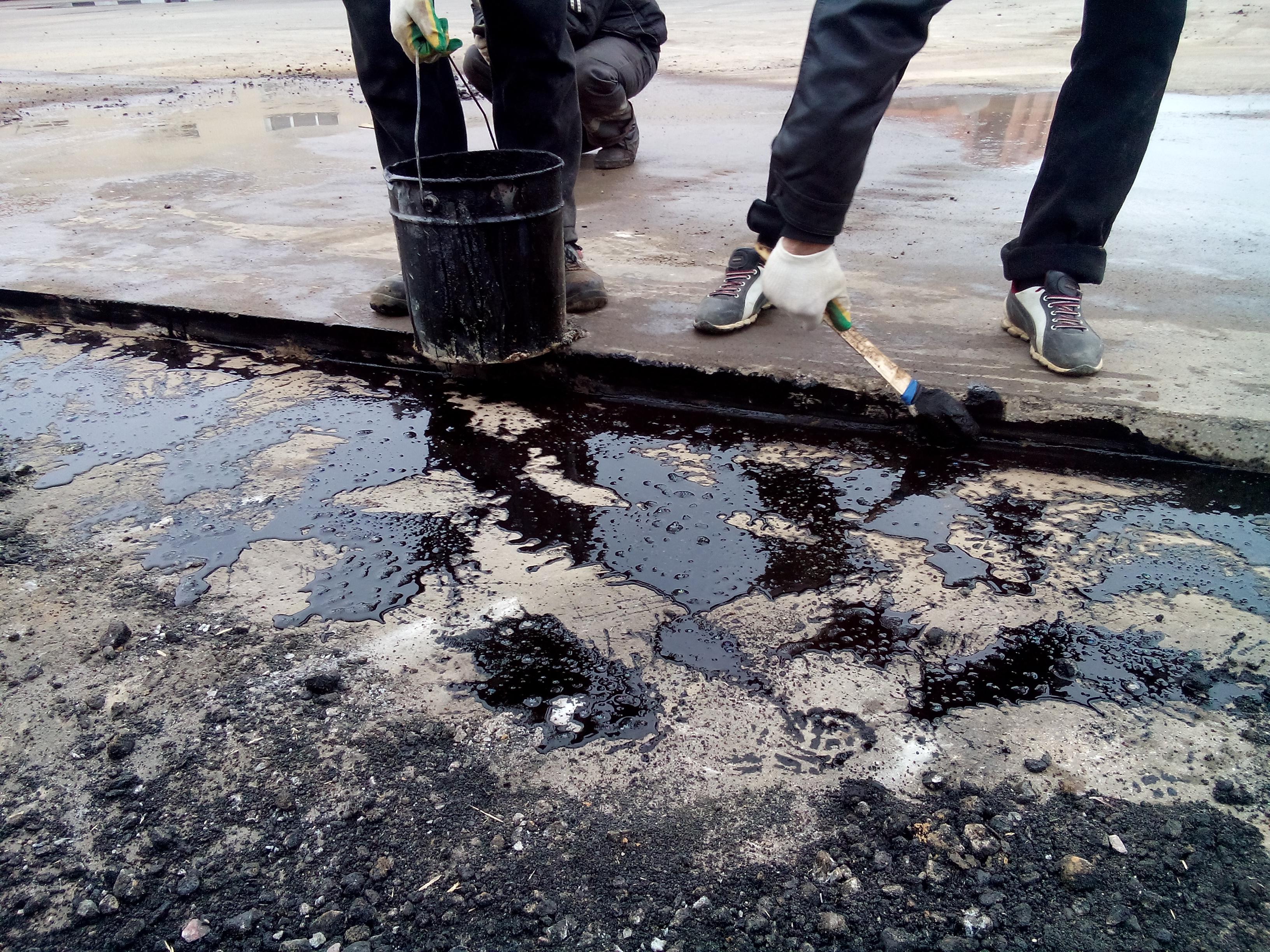 Строительство дорог под ключ Киев