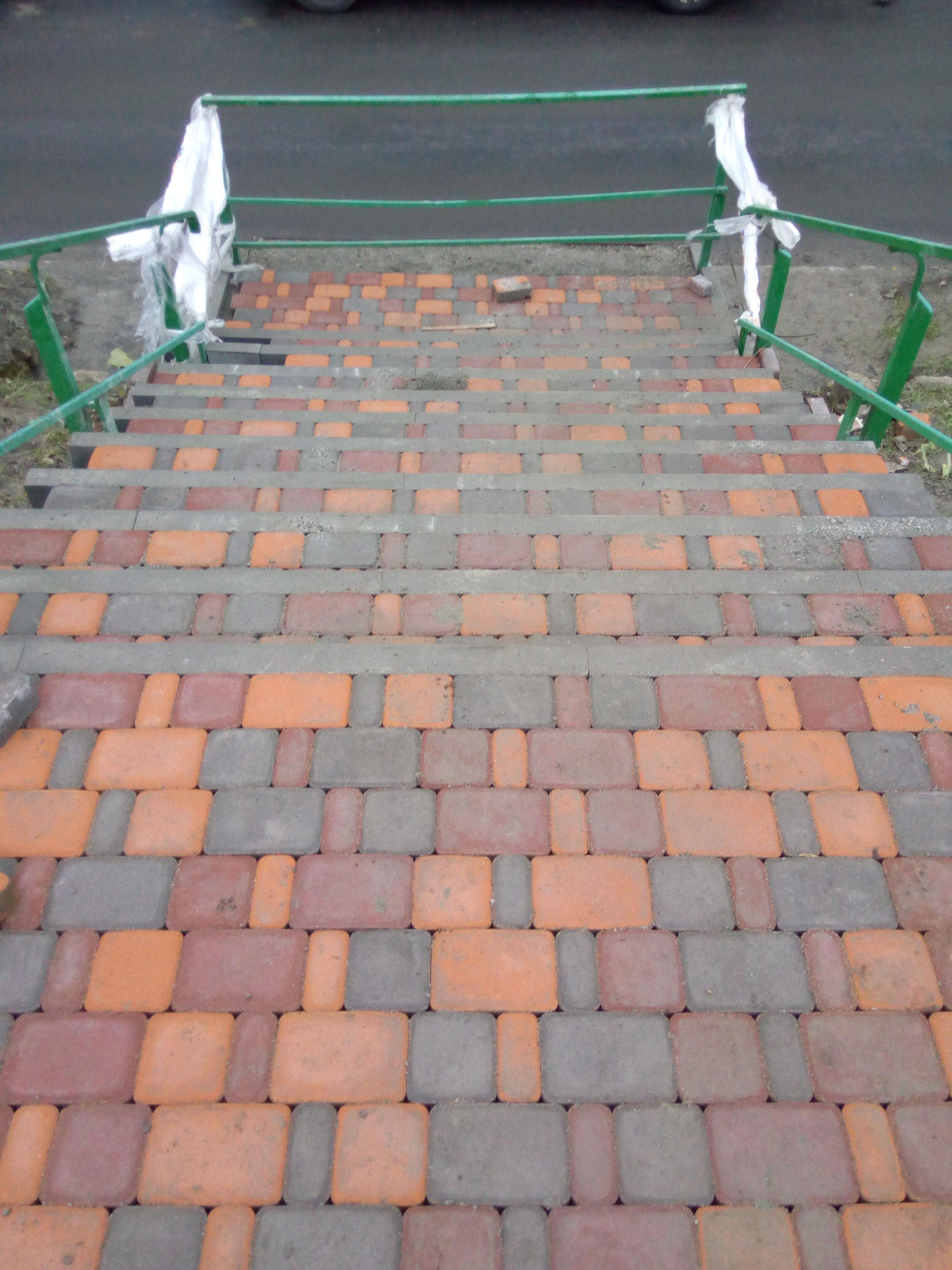 Укладка тротуарной плитки Хмельник