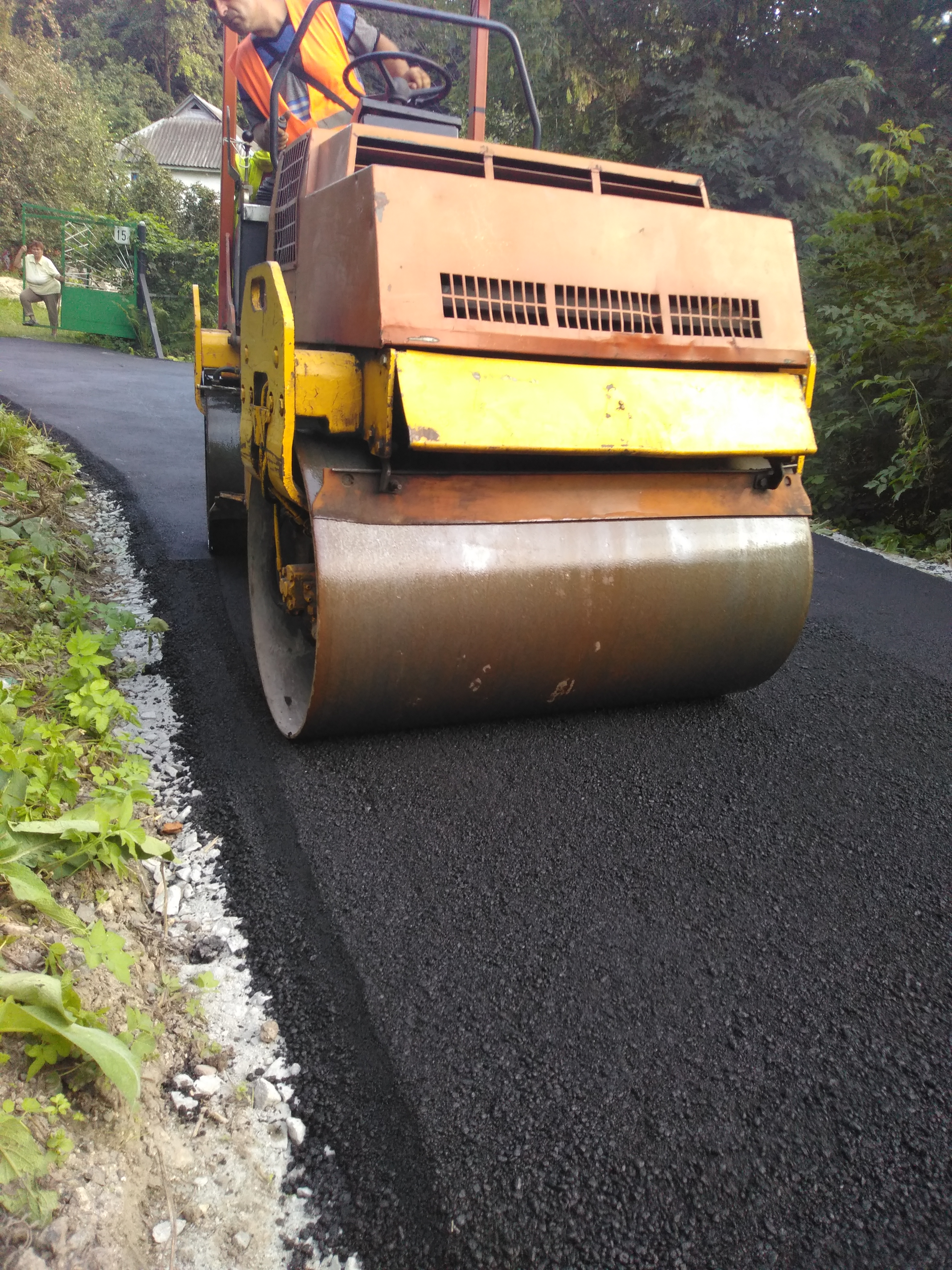 строительство дорог Киев