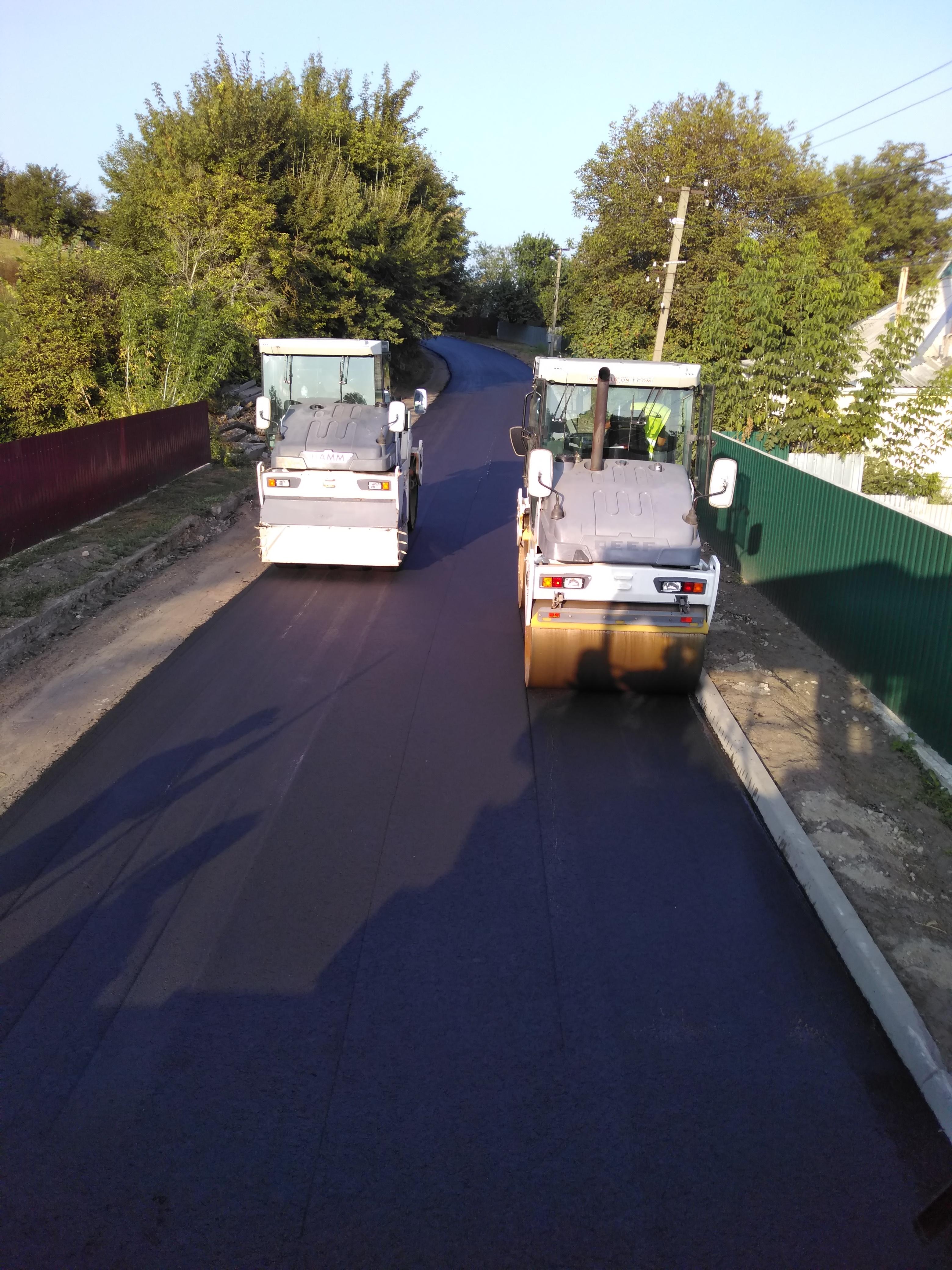 Асфальтирование улиц, укладка асфальта, асфальтирование дорог, строительство дорог, ямочный ремонт, дорожные работы, ремонт дорог