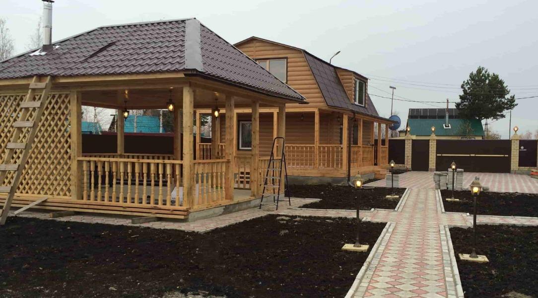 Будівництво котеджів Київ