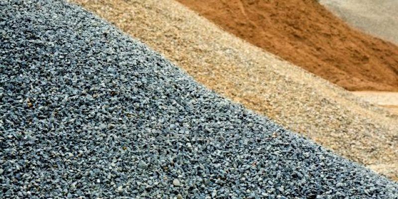 Щебень, песок, отсев, грунт Киев